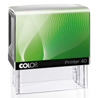 Ștampilă COLOP Printer 40